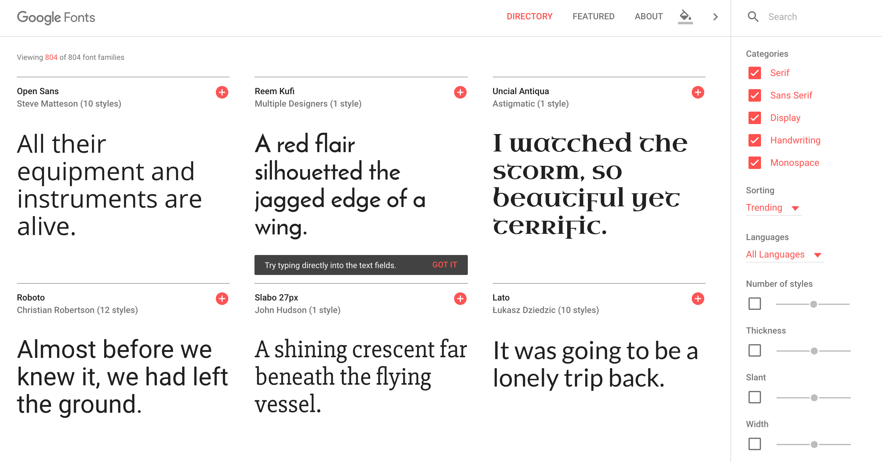 Refresh Your Website With Google Fonts | Business Betties