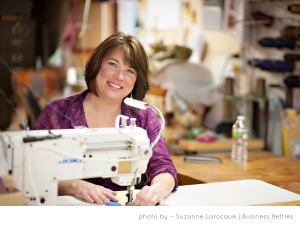 Featured Betty | Kim Chagnon | Upholsterer