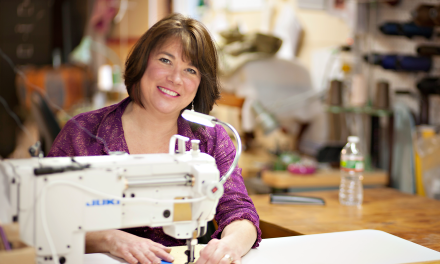 Featured Betty– Kim Chagnon, Upholsterer