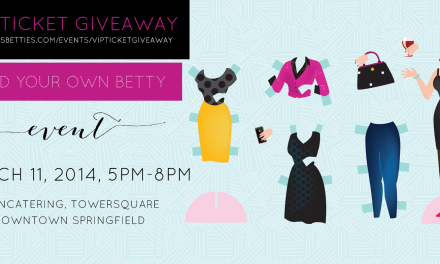 Build Your Own Betty Event– VIP Ticket Giveaway