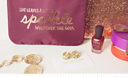 Betty Box | December | Sparkle
