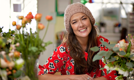 Featured Betty | Yumiko Fletcher of Hana Floral Design