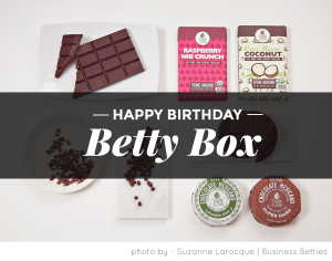 Business Betties | The Betty Box