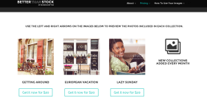 Business Betties | Introducing Better Than Stock Individual Collections