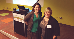 Business Betties get a Mentor : at Valley Venture Mentors