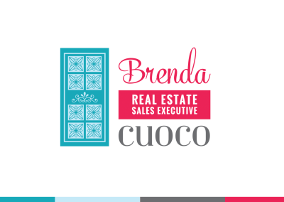 Logo Design and Branding | Brenda Cuoco, Realtor | Business Betties