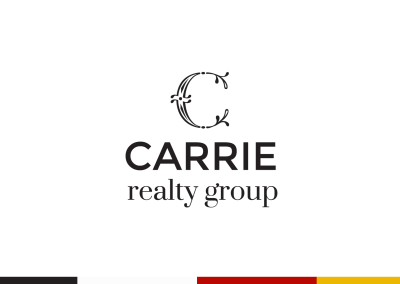 Logo Design and Branding | Carrie Realty Group | Business Betties
