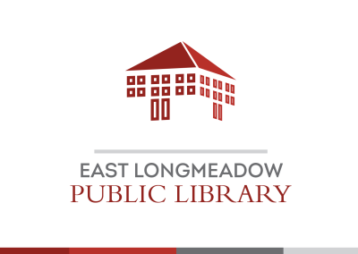 Logo Design and Branding | East Longmeadow Public Library | Business Betties