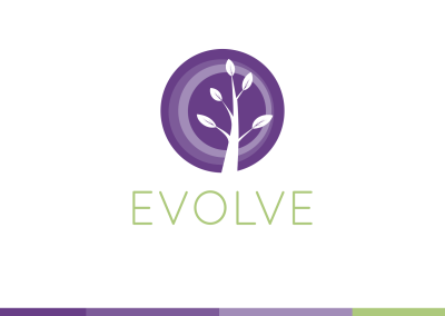 Logo Design and Branding | Evolve Meditation | Business Betties