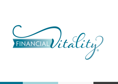 Logo Design and Branding | Financial Vitality | Business Betties