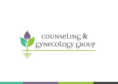 Logo Design and Branding | Counseling & Gynecology Group | Business Betties