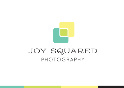 Logo Design and Branding | Joy Squared Photography| Business Betties