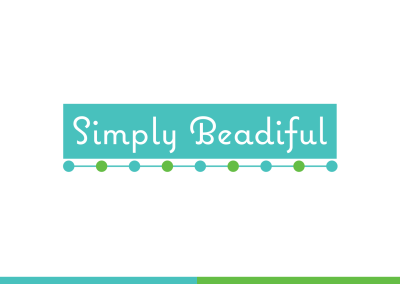 Logo Design and Branding | Simply Beadiful | Business Betties