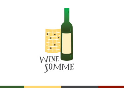 Logo Design and Branding | Wine Somme | Business Betties