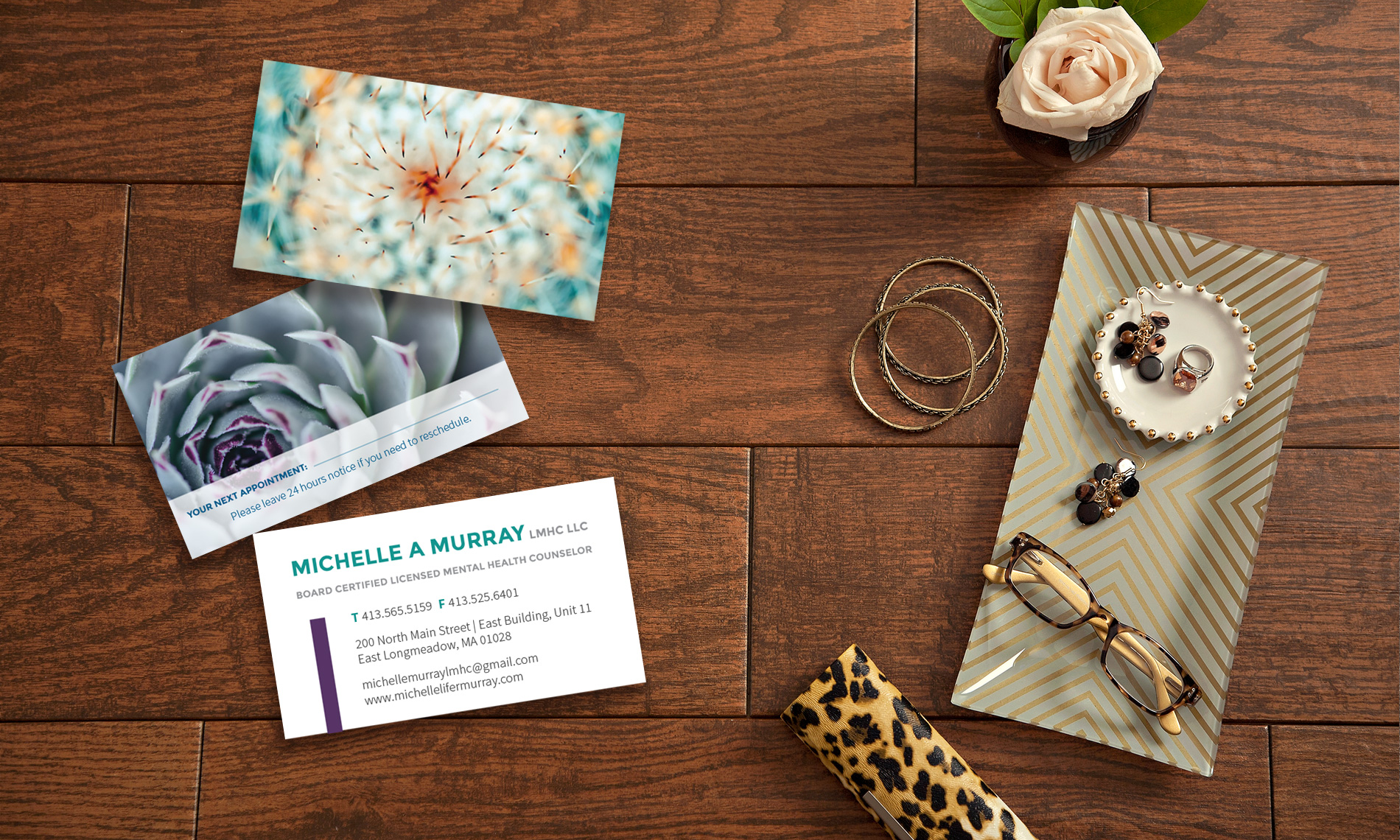 Business Card Design | Therapist