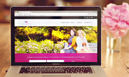 A New Website Design for the Business Betties