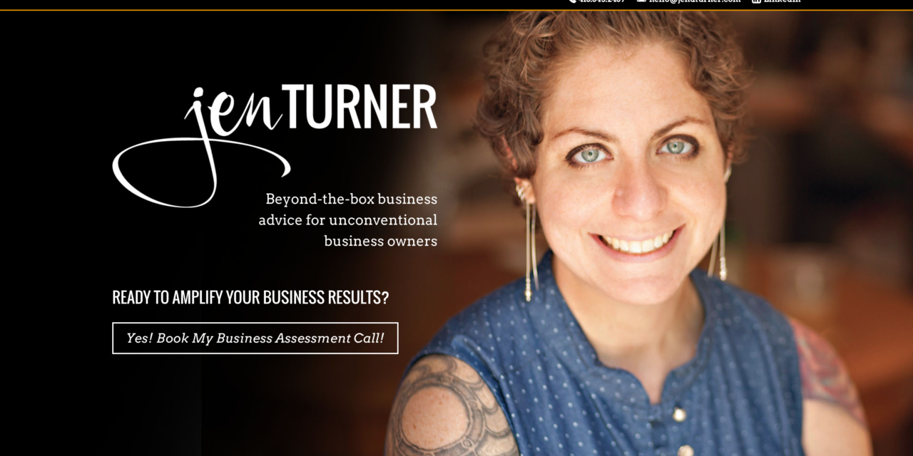 Case Study: Jen Turner, Financial Advisor