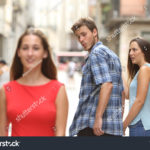 The Distracted Boyfriend Meme